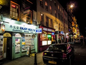 Chinatown Londyn