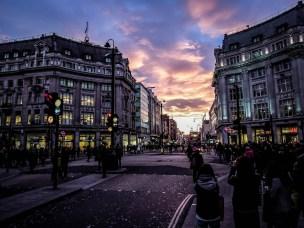 Oxford Street Londyn