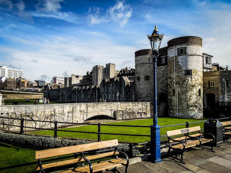 Twierdza Tower of London