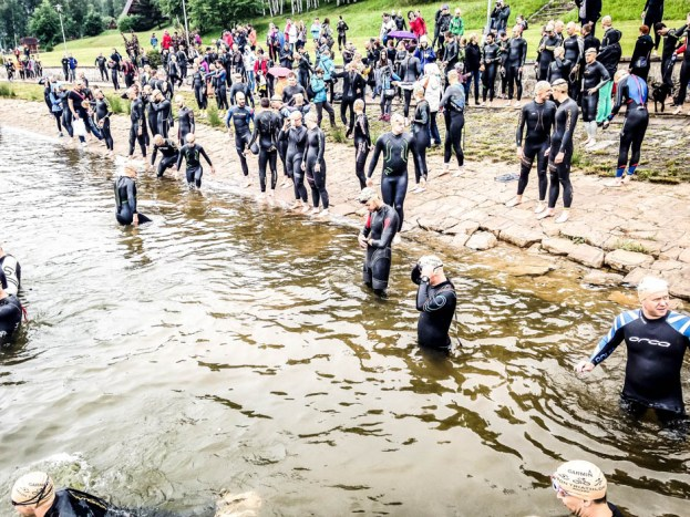 Triathlon Radków 1