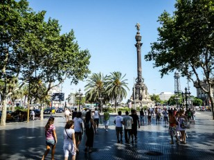 Barcelona Mirador de Colom