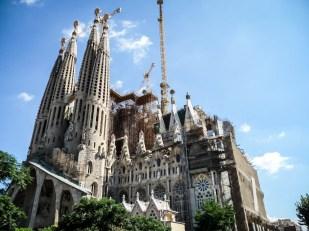 Barcelona Sagrada Familia 4
