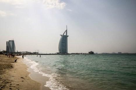 Burj Al Arab Dubaj