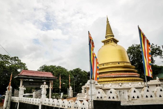 Dambulla Złota Świątynia 5