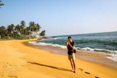 Dzika plaża Sri Lanka 5