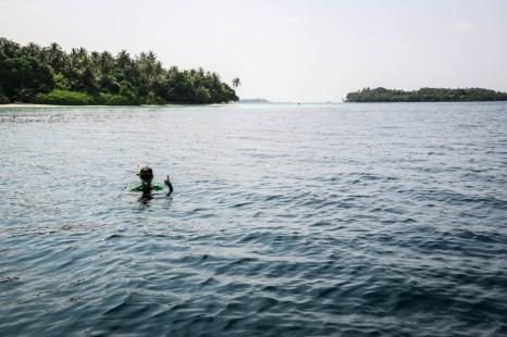 Maafushi Malediwy wycieczka snorkeling 10