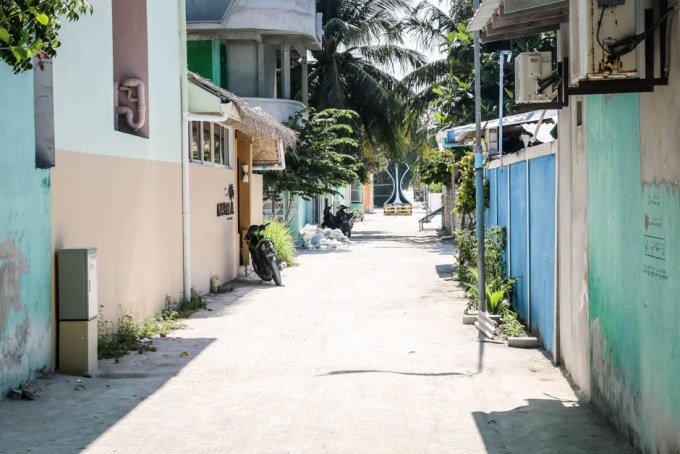 Maafushi Malediwy