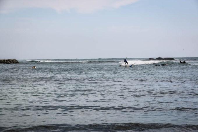 Mirissa Sri Lanka surfing