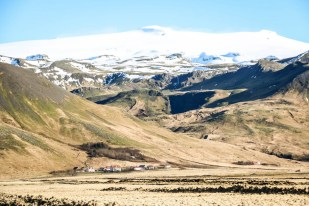 Islandia Eyjafjallajokull