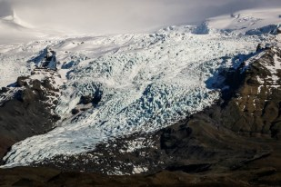 Islandia lodowiec Vatnajokull
