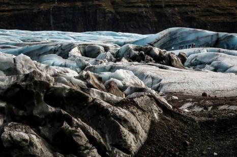 Islandia zimą jaskinia lodowa 8