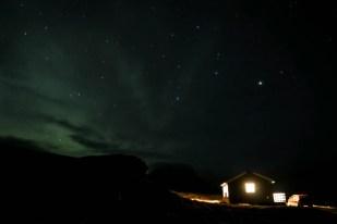 Islandia zimą zorza polarna 5