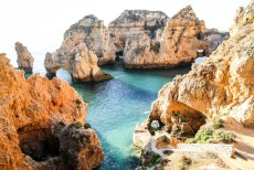 Algarve Lagos Ponta da Piedade 3