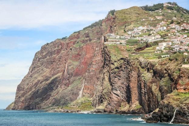 Madera Cabo Girao