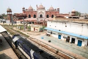 Indie Agra meczet