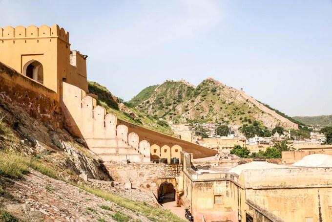 Indie Jaipur Fort Amber 3