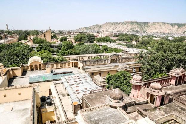 Indie Jaipur panorama
