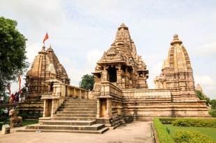 Indie świątynie Khajuraho 3