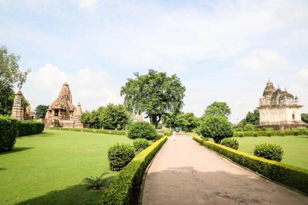 Indie świątynie Khajuraho