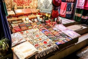 Nepal Kathamandu sklepy w dzielnicy Thamel