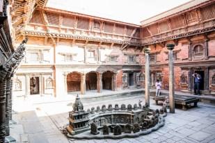 Nepal Patan Durbar Square 3