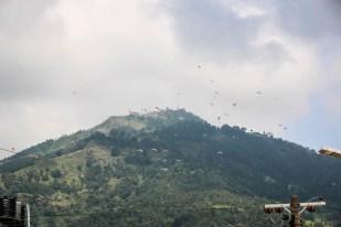 Nepal Pokhara wzgórze Sarangkot