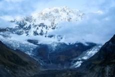 Nepal trekking do ABC masyw Annapurny