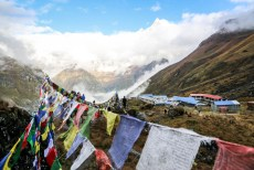 Nepal trekking do ABC panorama 360