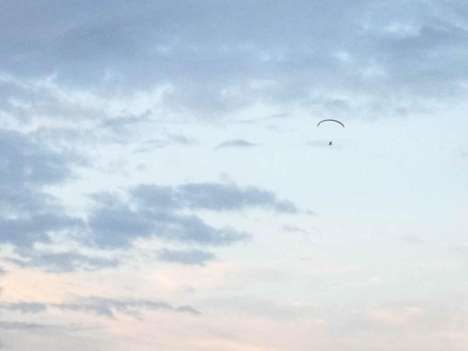 Lot motoparalotnią w Gliwicach 12