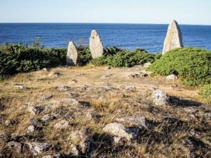 Bornholm kamienie runiczne