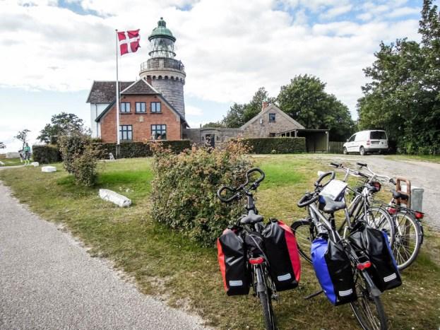 Bornholm latarnia Hammeren