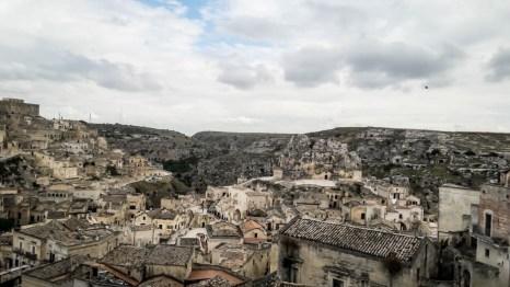 Matera widok na miasto3