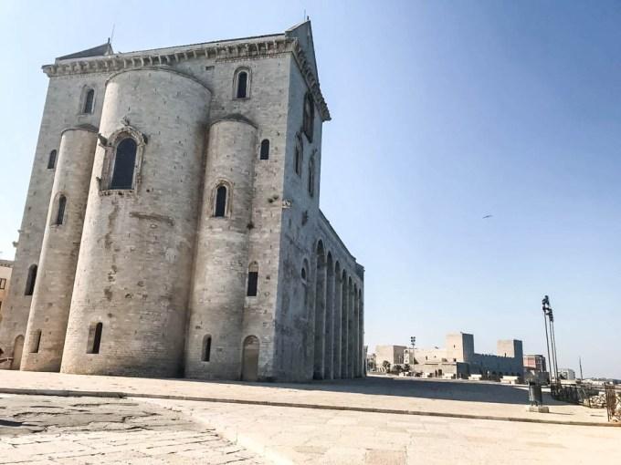 Trani zamek