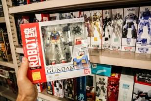 Akihabara Tokio figurka
