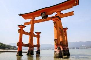 Brama Torii Itsukishima
