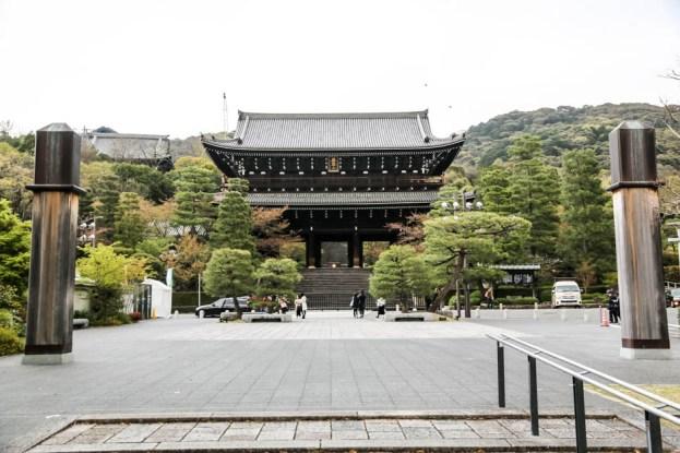 Świątynia Chion-in Kyoto