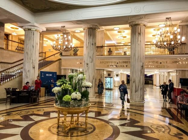 Hotel Ukraina Moskwa 2