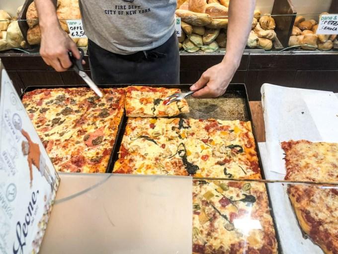 Pizza Bergamo