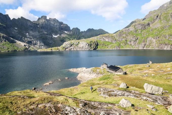 Jezioro Krokvatnet