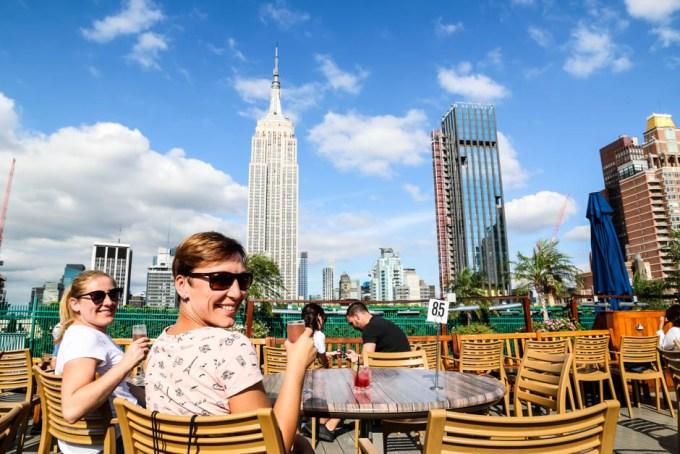 230th Floor Rooftop