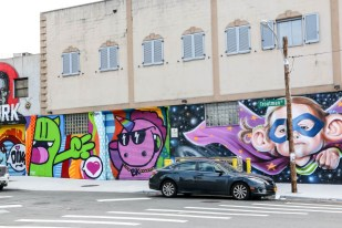 Brooklyn graffiti 2