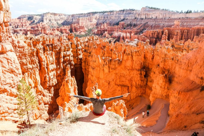 Bryce Canyon przy Sunset Point