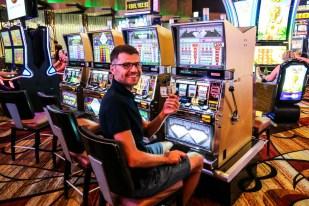 Las Vegas jędnoręki bandyta