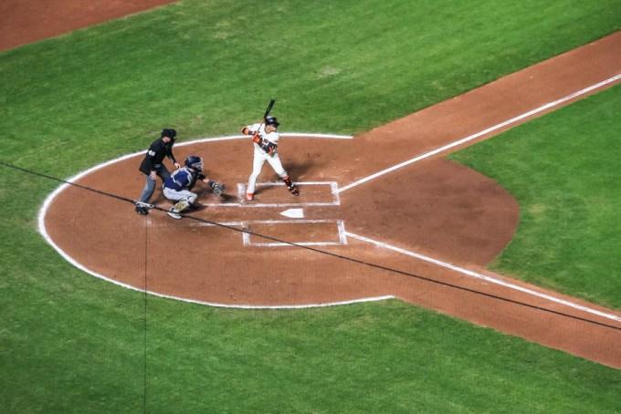 Mecz baseball