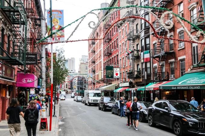 Nowy Jork Little Italy