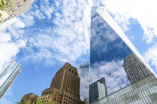One World Trade Center wieżowe
