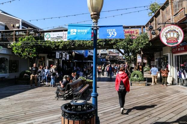 Spacer Pier 39
