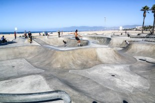 Venice Beach skateboard