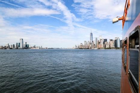 W drodze na Manhattan