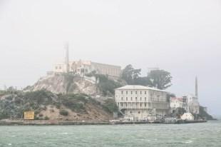 Wycieczka do więzienia Alcatraz